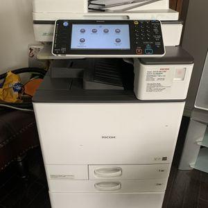 Ricoh Aficio MP C2503 Network Printer, Scanner, Copier And Fax Machine for Sale in Seattle, WA