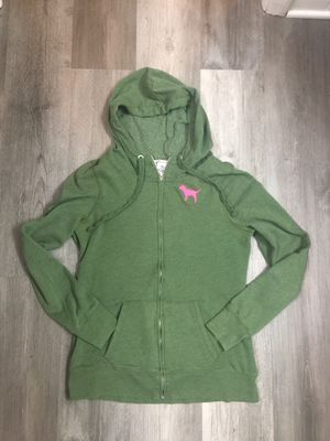 VS PINK zip up hoodie for Sale in Port St. Lucie, FL