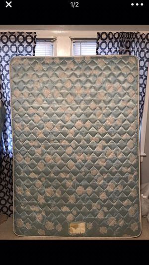 Full mattress and box spring for Sale in Montpelier, VA