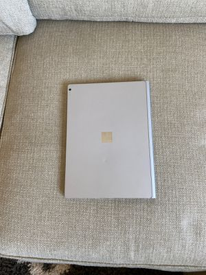 Microsoft surface book (2016) max spec for Sale in Gig Harbor, WA