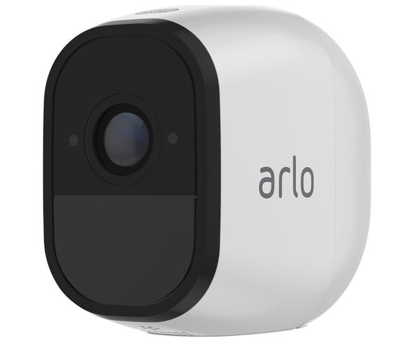 Arlo Pro 2 - 2 Cameras 1080p and 6 Arlo Pro 1 Cameras 720p white