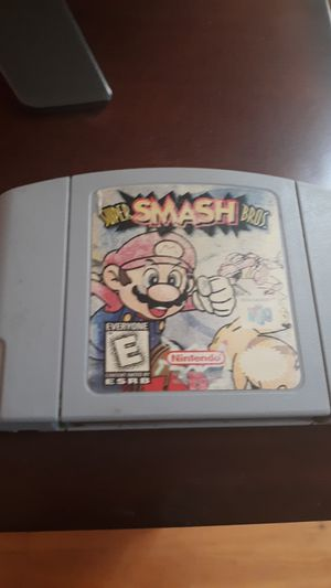 Super Smash Brothers 64 for Sale in Ontario, CA