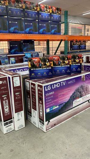 Special SALE ALL smart TVS + FREE PS4 PRO Only $54 for Sale in Houston, TX