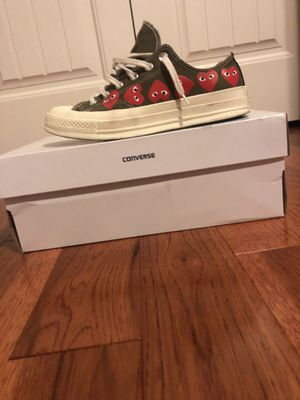 Cdg Converse for Sale in Nolensville, TN
