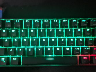 Gk61 Rgb Keyboard for Sale in Tallahassee,  FL
