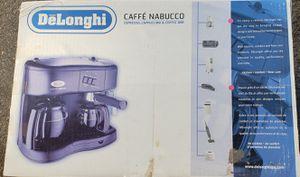 Coffee maker cappuccino still in Box for Sale in Orange, CA