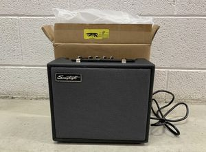 Sawtooth 10-Watt Electric Guitar Amplifier with Treble, Mid, Bass & Overdrive for Sale in Queens, NY