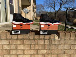 Jordan 11 bred for Sale in Fort Washington, MD