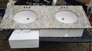 marble hand wash table for Sale in Fairfax, VA