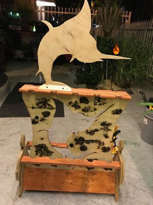 FISHING STAND for Sale in Miami, FL