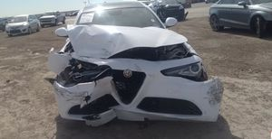 2017 ALFA ROMEO GIULIA PARTS ONLY for Sale in Irving, TX