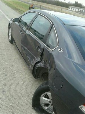 Chevy impala 2008' (WRECKED) for Sale in Houston, TX
