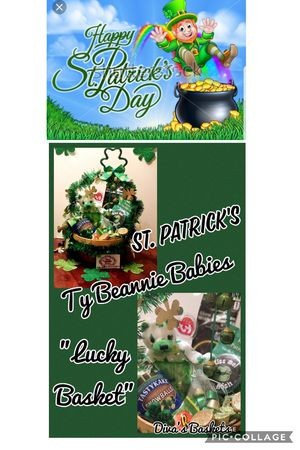 St.Patrick's Gift Basket for Sale in Laredo, TX
