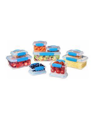 Sistema Klip It Accents 18-Piece Food Storage Container Set for Sale in South El Monte, CA