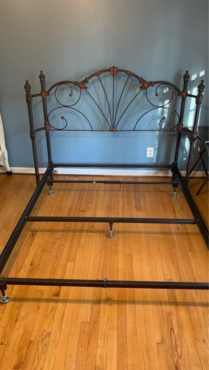 Full size bed frame for Sale in Greensboro, NC