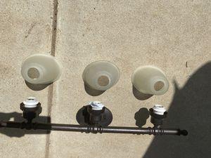 Bathroom light fixture never used for Sale in Vista, CA