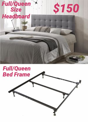 Full /Queen Bed Frame for Sale in Chatsworth, GA