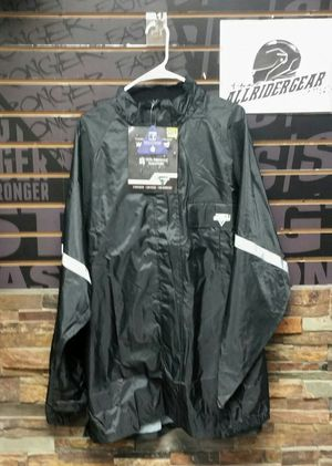 Motorcycle RAIN Suit, Jacket And Pants waterproof and windproof, Brand New All Rider Gear for Sale in Coronado, CA