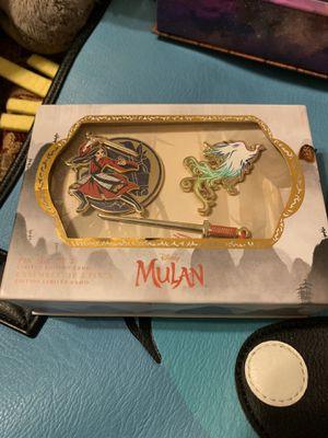 Disney mulan pin set for Sale in Peoria, AZ