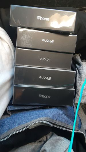 (5) Brand New Sealed At&t iPhone 11 Pro Max 64GB for Sale in Atlanta, GA
