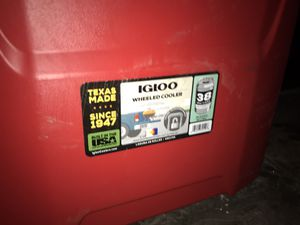 Igloo coolers for Sale in Oklahoma City, OK