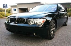2005 BMW 745 for Sale in Roswell, GA