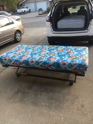 Twin bed with stand for Sale in Morgan Hill, CA