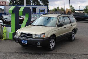 2004 Subaru Forester for Sale in Everett, WA
