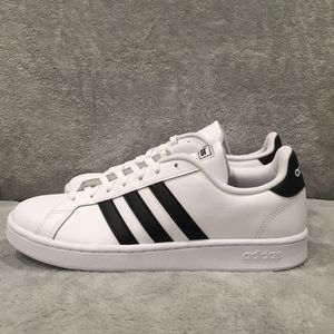 Adidas Grand Court Casual White Shoe New With Box Sizes 10.5 and 12 Men's for Sale in Paramount, CA