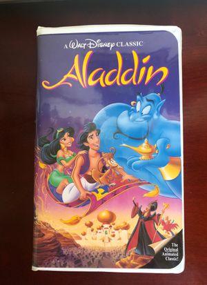 Rare... Aladdin -Black Diamond Edition for Sale in Marietta, GA