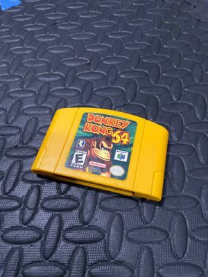 Donkey Kong 64 for n64 for Sale in Damascus, OR