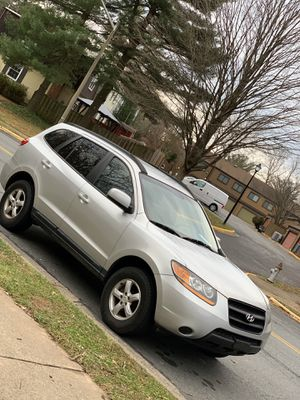 2008 Hyundai Santa Fe for Sale in Fairfax, VA