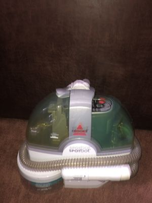 Bissell 78R5 10303C SpotBot Deep Reach Automatic Handsfree Carpet Stain Cleaner for Sale in Atlanta, GA