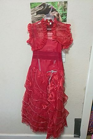Little girls size 10 party dress for Sale in Houston, TX