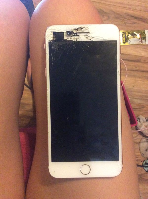 Locked iPhone 7 plus