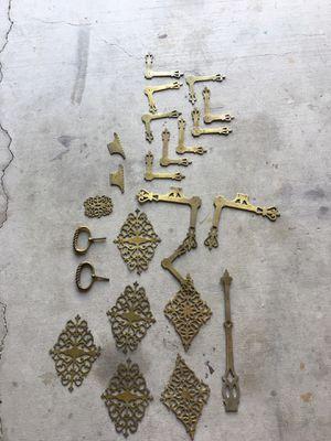 Antique brass furniture ornaments for Sale in Tucson, AZ