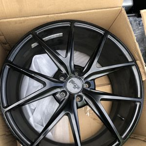 """Niche Misano 20 """"x9 5x112 All four for Sale in Los Angeles, CA"""