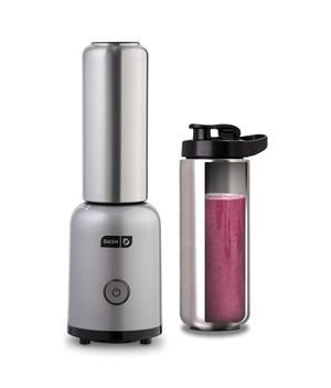 Brand new - Dash Arctic Chill Blender: The Compact Personal Blender w/ Insulated Stainless-Steel Tumbler 16 oz + Travel Lid for Sale in Long Beach, CA
