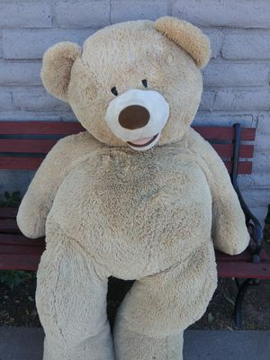 REDUCED PRICE FOR BIG BEAUTIFUL TEDDY BEAR for Sale in Ramona, CA