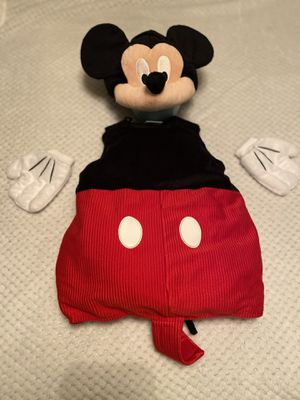 ***Mickey Mouse 12-18 months Halloween costume*** for Sale in St. Petersburg, FL