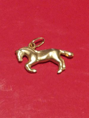 14K gold horse charm for Sale in Tampa, FL