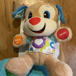 Fisher Price Laugh & Learn Smart Stages Puppy for Sale in SeaTac, WA