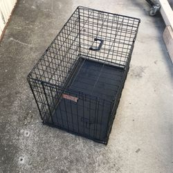 "21""x30"" Portable Pet Crate/Home/Cage for Sale in Hayward,  CA"