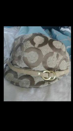 Authentic coach hat for Sale in Avondale, AZ