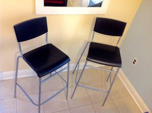 Pair of Bar Stools for Sale in Chevy Chase, MD