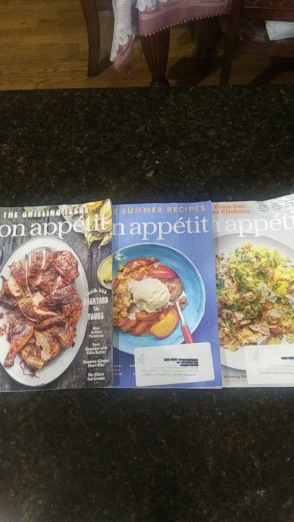 Food magazine bon appétit