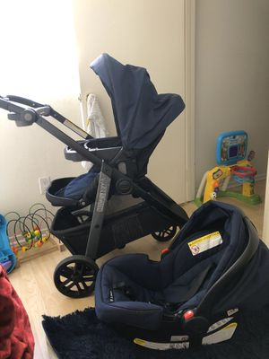 Graco Stroller and car seat for newborn for Sale in Alameda, CA