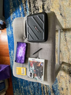 Nintendo 3dsxl with splinter cell 3D and fast and furious for Sale in Hanover, MD