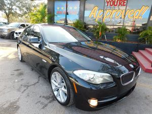 2011 BMW 5 Series for Sale in Tampa, FL