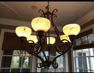 Designer chandelier for sale or trade for Sale in Columbus, OH